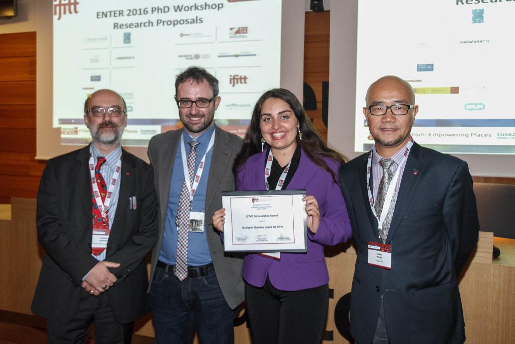 IFITT ICT4D eTourism Scholarship