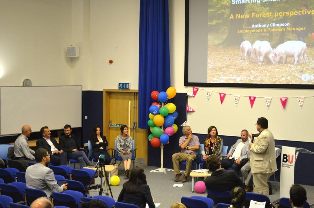 IFITTtalk@Bournemouth – Smart tourism workshop – Bournemouth, United Kingdom